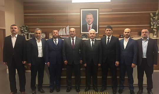 AK Parti il Başkan Adayı belli oldu
