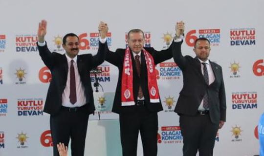 AK Parti İl Başkanı belli oldu