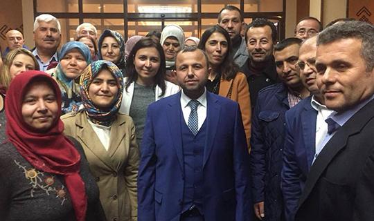 AK Parti'nin yeni il yönetimi belli oldu
