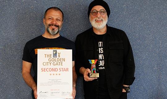Almanya'dan Graphx Ajans'a Reklam Ödülü