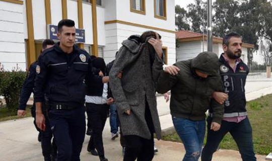 Antalya'da ağır darbe vuruldu