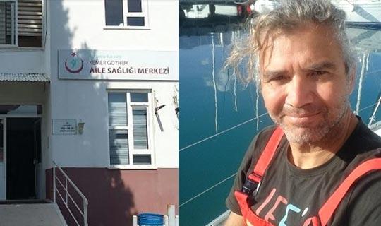Antalya'da doktora tehdit iddiası