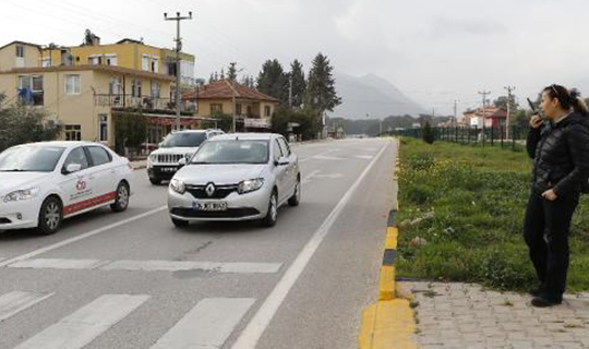 Antalya'da 'sivil seçici göz' uygulaması