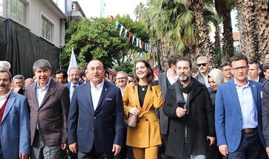 Antalya'nın fethinin 811'inci yılı kutlandı