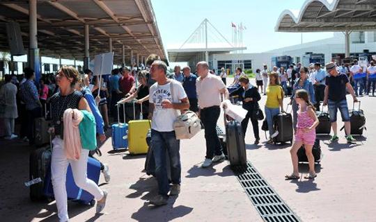 Antalya'ya geri dönüyorlar