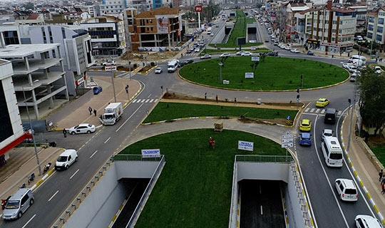 Antalya'nın en büyük kavşağının ismi belli oldu