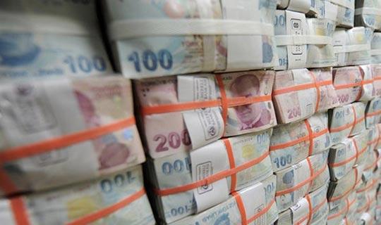 14 Milyon lira Antalya'ya çıktı