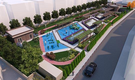 Büyükşehir'den çevreci proje