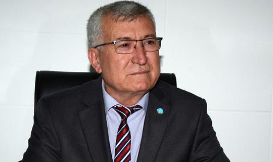 İYİ Parti ilçe başkanı istifa etti