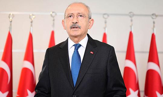 Kılıçdaroğlu'ndan Türk bayrağı çağrısı