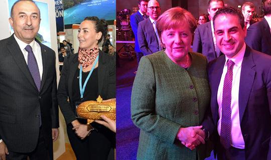 Merkel'e Antalya daveti