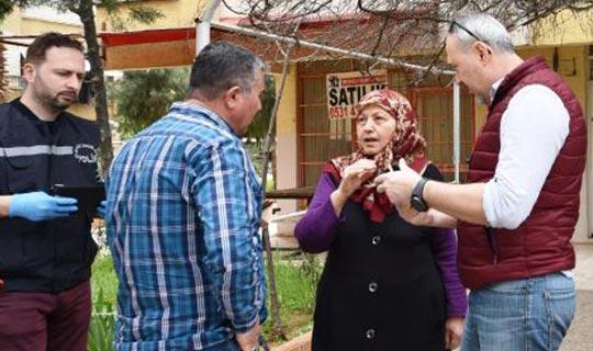 Milletvekili Mustafa Köse'nin kayınvalidesine büyük şok