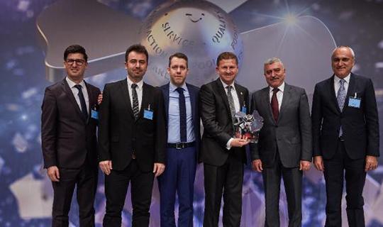 TUI'den Barut Hotels'e ödül