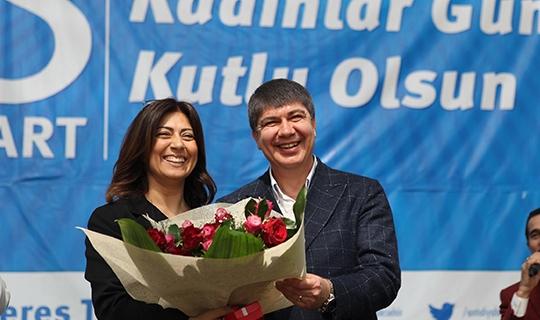 Türel'den Kadınlar günü açıklaması