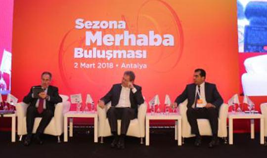 Turizm Türkiye'nin başarı hikayesidir