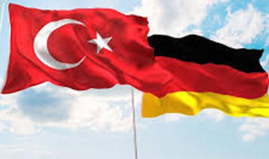 Türkiye Almanya'ya Nota verdi
