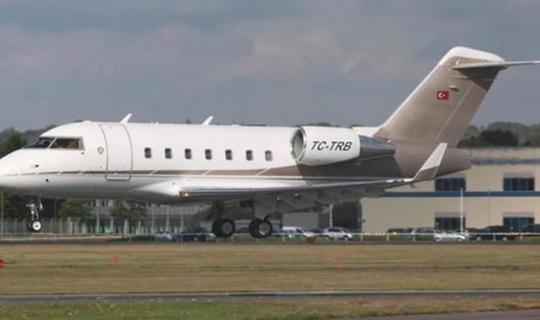 Ulaştırma Bakanlığı'nda düşen jet ile ilgili açıklama