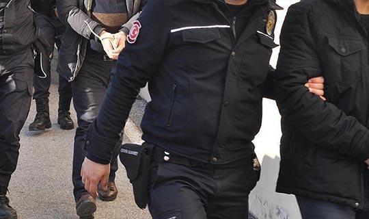 13 kişi gözaltına alındı