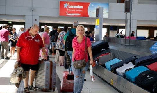 6 milyon Rus turist bekleniyor