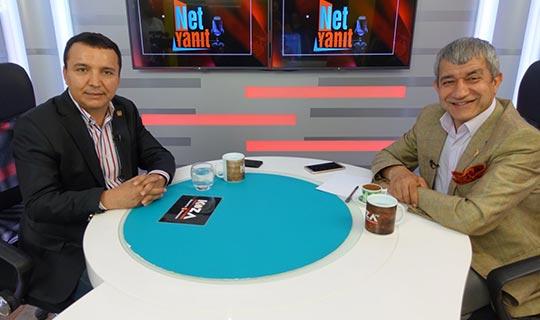 AGF ve AGC Başkanı Yeni 'Net Yanıt'a konuk oluyor
