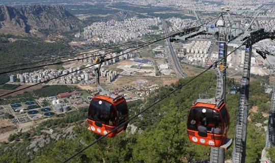 Antalya'da binlerce kişi kullanıyordu