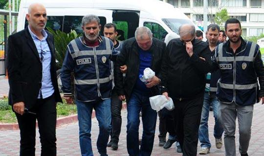 Antalya'daki cinayette 6 kişi gözaltına alındı