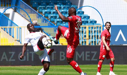 Antalyaspor seriyi sürdürdü