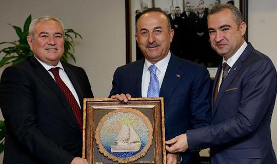 ATSO'dan Ankara ziyaretleri