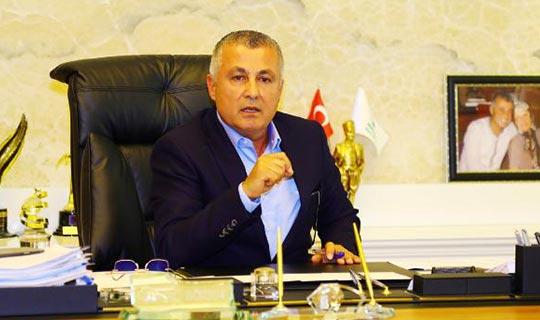 Başkan Sözen'den soruşturma açıklaması