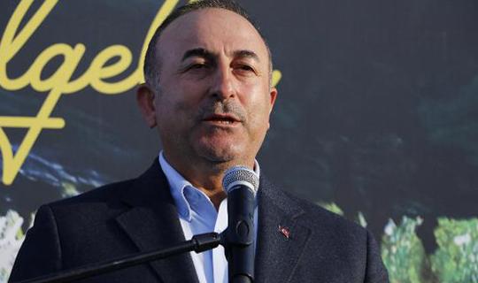 Çavuşoğlu'ndan kriz eleştirisi