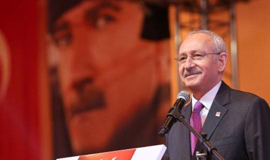 CHP lideri Kılıçdaroğlu Antalya