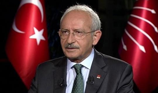 CHP lideri Kılıçdaroğlu'ndan operasyon açıklaması