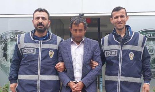 Denizli'de çaldı Antalya'da yakalandı