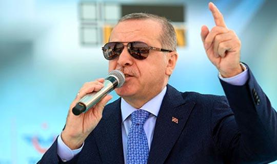 Erdoğan'dan kritik açıklama