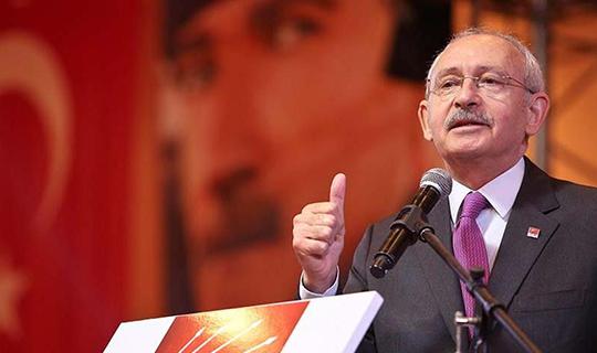 Kılıçdaroğlu'ndan 'adaylık' açıklaması