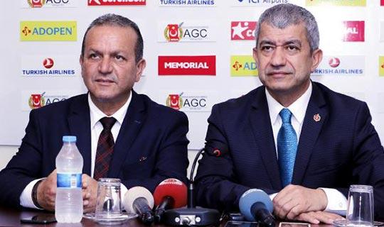 Bakan Ataoğlu AGC'de açıkladı: KKTC- Antalya arası gemi seferi başlıyor