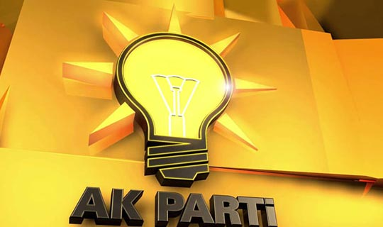 AK Parti'de kullanılacak slogan belli oldu