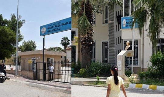 Antalya'da Atatürk büstü çalındı