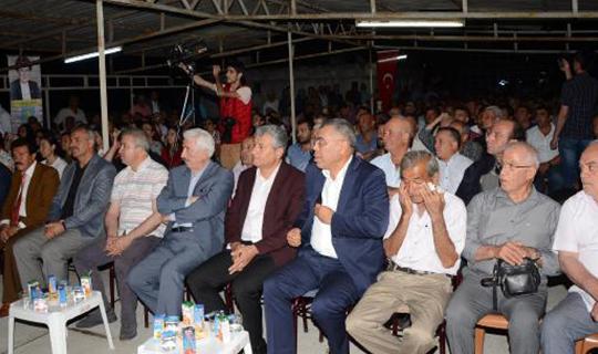Antalya'da MHP'den İYİ Parti'ye geçtiler