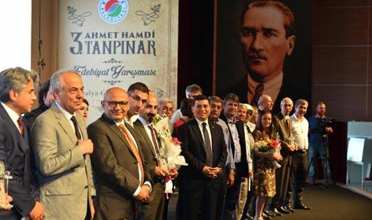 Antalya'da ödüller sahiplerini buluyor