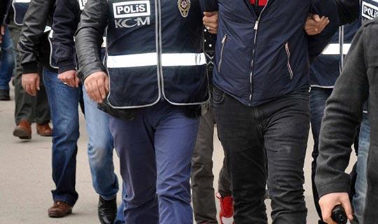 Antalya'da suç örgütüne operasyon