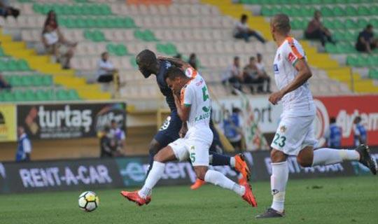 Antalya derbisinde gol yağmuru