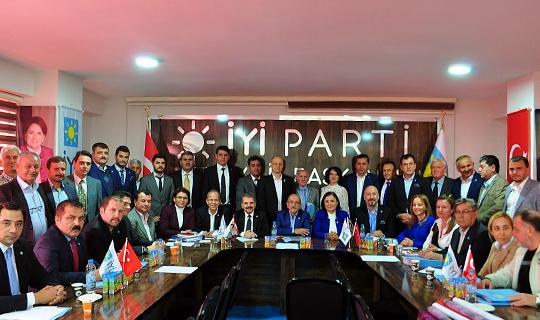 Antalya İYİ Parti'ye başvurun aday adayı sayısı belli oldu