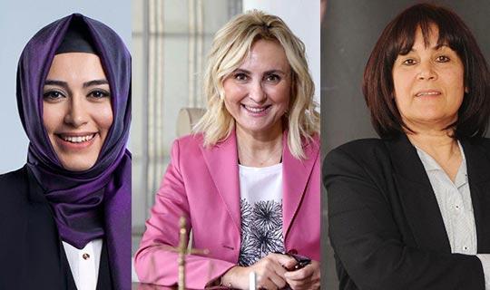 Antalya'nın kadın milletvekili adayları belli oldu