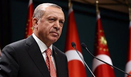 Erdoğan'dan yabancı öğrencilere büyük müjde