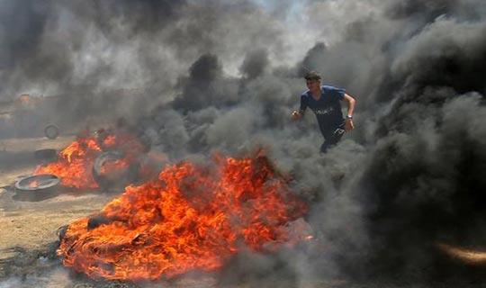 İsrail'den hain saldırı