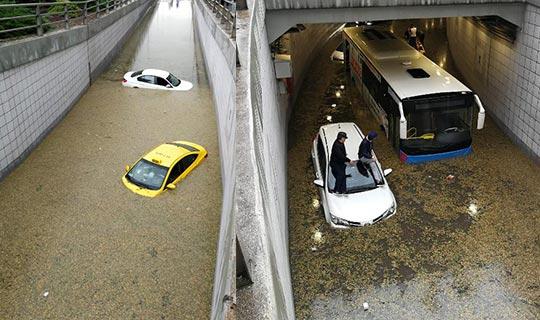 Meteoroloji yağış miktarını açıkladı