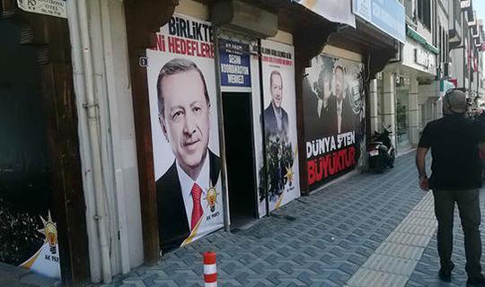 Seçim Merkezi'ne silahlı saldırı