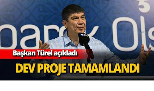 Başkan Türel'den kültür merkezi açıklaması