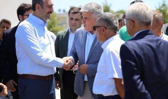 Adalet Bakanı'nın tercihi Antalya